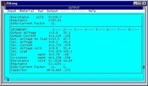Rale Transformer Design Software 18